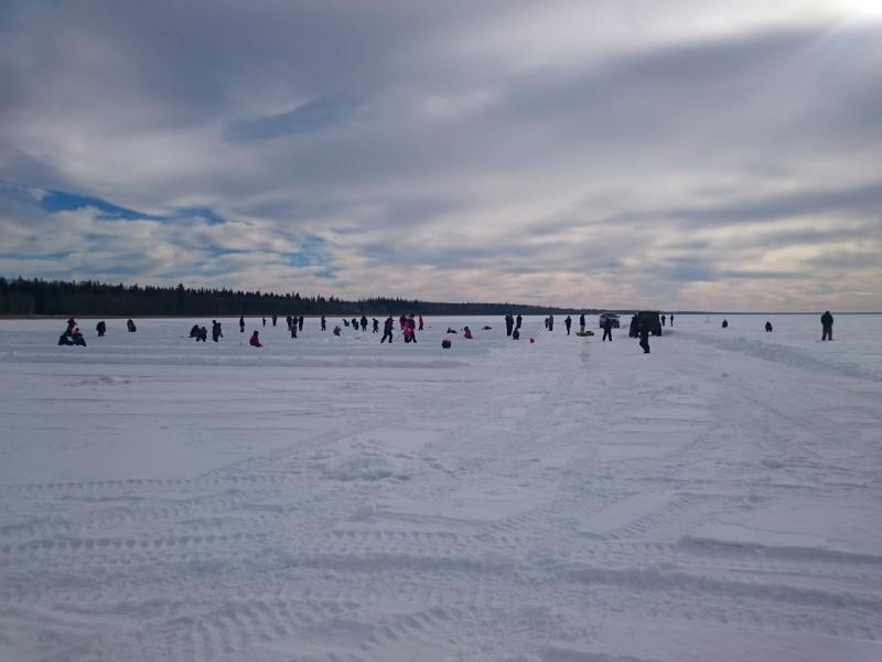 Ice Fishing Winter Cultural Week